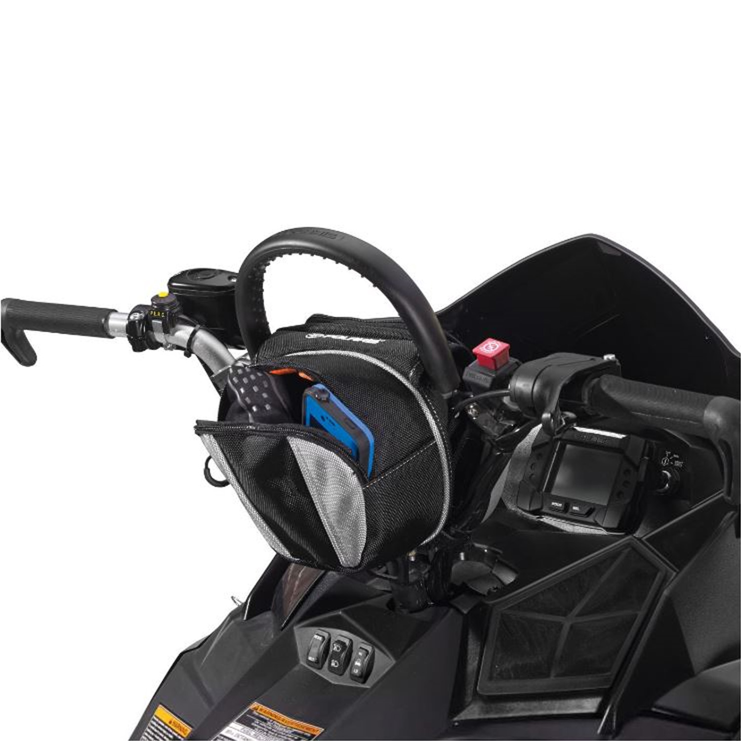 how to install polaris pro ride tunnel bag