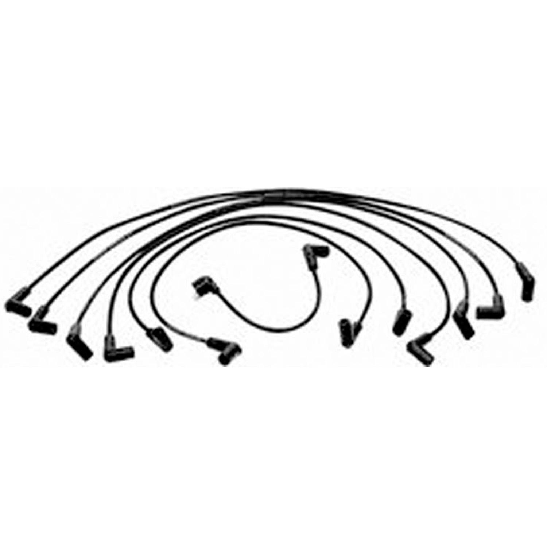 mercruiser new oem ignition spark plug wire set kit 4 3l. Black Bedroom Furniture Sets. Home Design Ideas