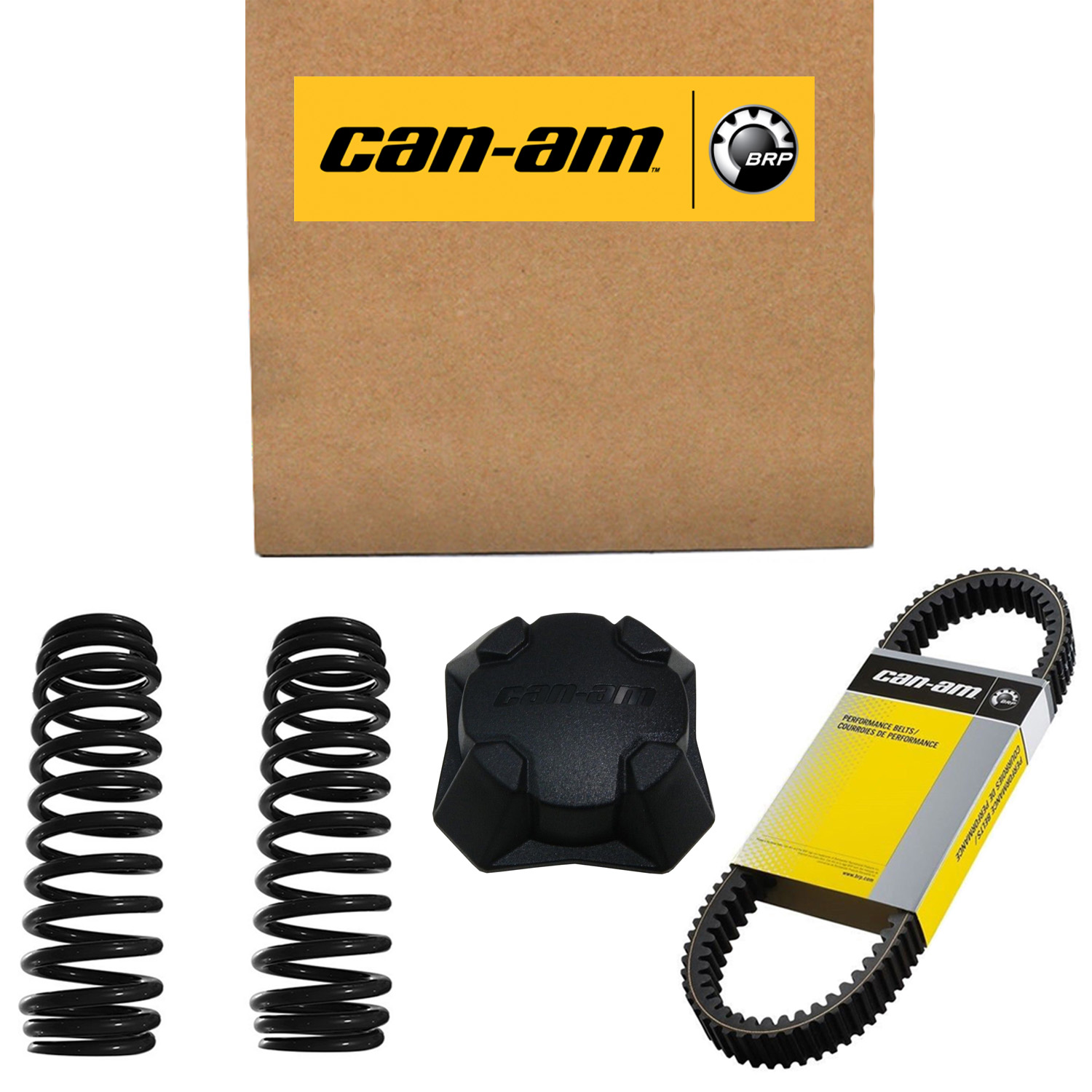 Can-Am New OEM Defender Multimount Winch Harness, 710004869