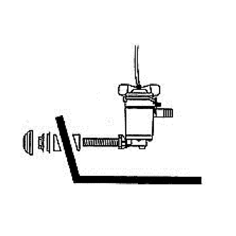 mayfair johnson 750gph cartridge aerator  livewell pump 90