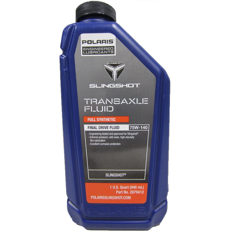 Polaris Slingshot For Sale Ebay >> Polaris Slingshot OEM Differential Final Drive Fluid Full Synthetic 32oz Quart   eBay