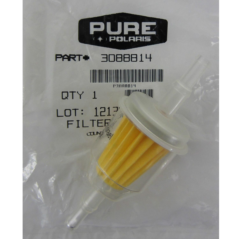 Image is loading Polaris-New-OEM-ATV-Fuel-Pump-Filter-UTV-