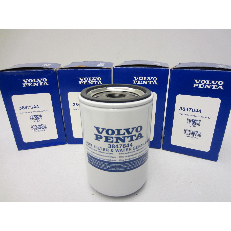 Image is loading Volvo-Penta-Stern-Drive-New-OEM-Water-Separating-