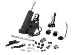 Mercury/Mariner New OEM Power Trim & Tilt Kit 822344A13 25hp 40hp 45hp 50hp 4Stk