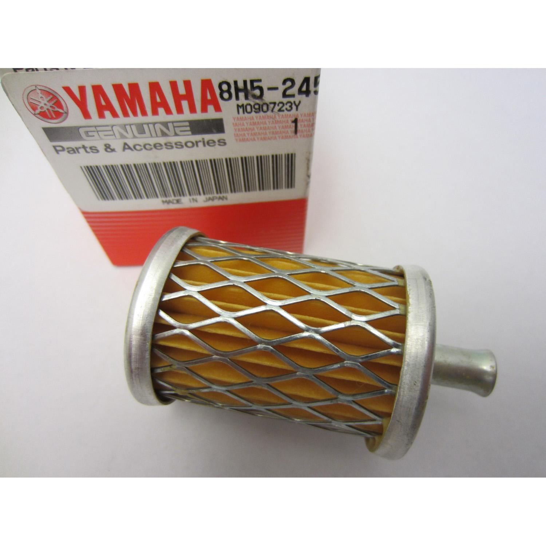 Image is loading Yamaha-OEM-PWC-WaveRunner-Gas-Fuel-Filter-8H5-