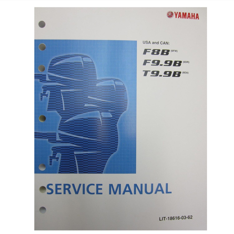 Image is loading Yamaha-New-OEM-SHOP-SERVICE-REPAIR-MANUAL-LIT-