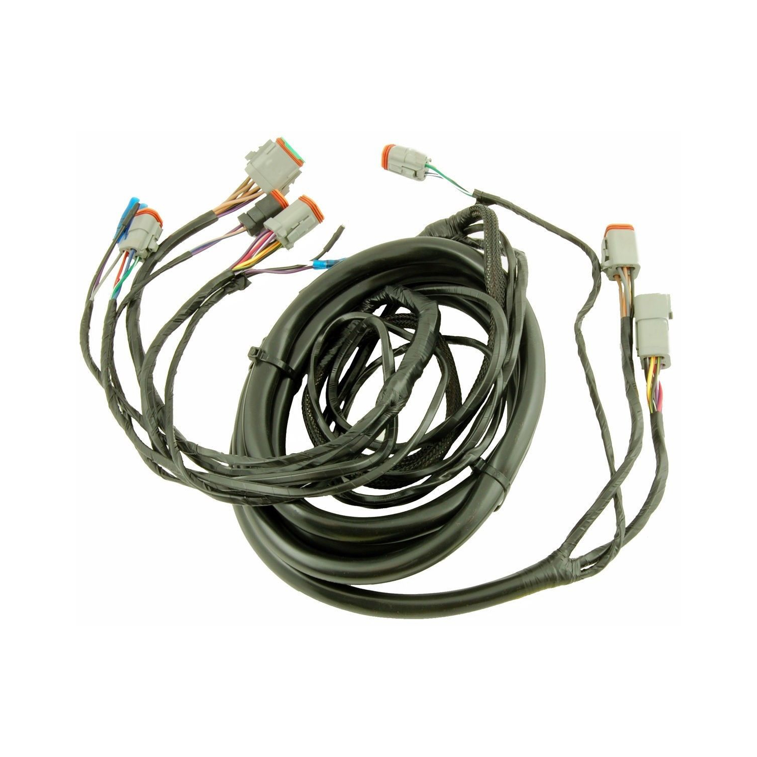 Image is loading Evinrude-Johnson-New-SystemCheck-15ft-Main-Modular-Wiring-