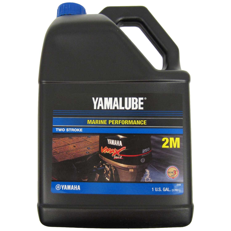 Yamaha Outboard Yamalube M Marine  Stroke Oil Gallon Tcw